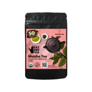 Té Matcha – Grado Premium Ceremonial